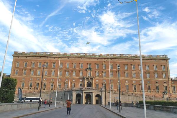 Estocolmo - Suécia - Palácio Real - UmTour