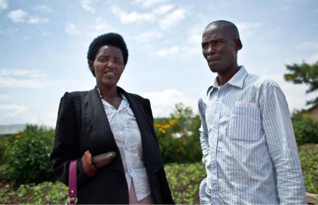 Mukarurinda Alice ubu abana neza na Ndayisaba Emmanuel wamwiciye umwana nawe akamusiga azi ko yamwishe