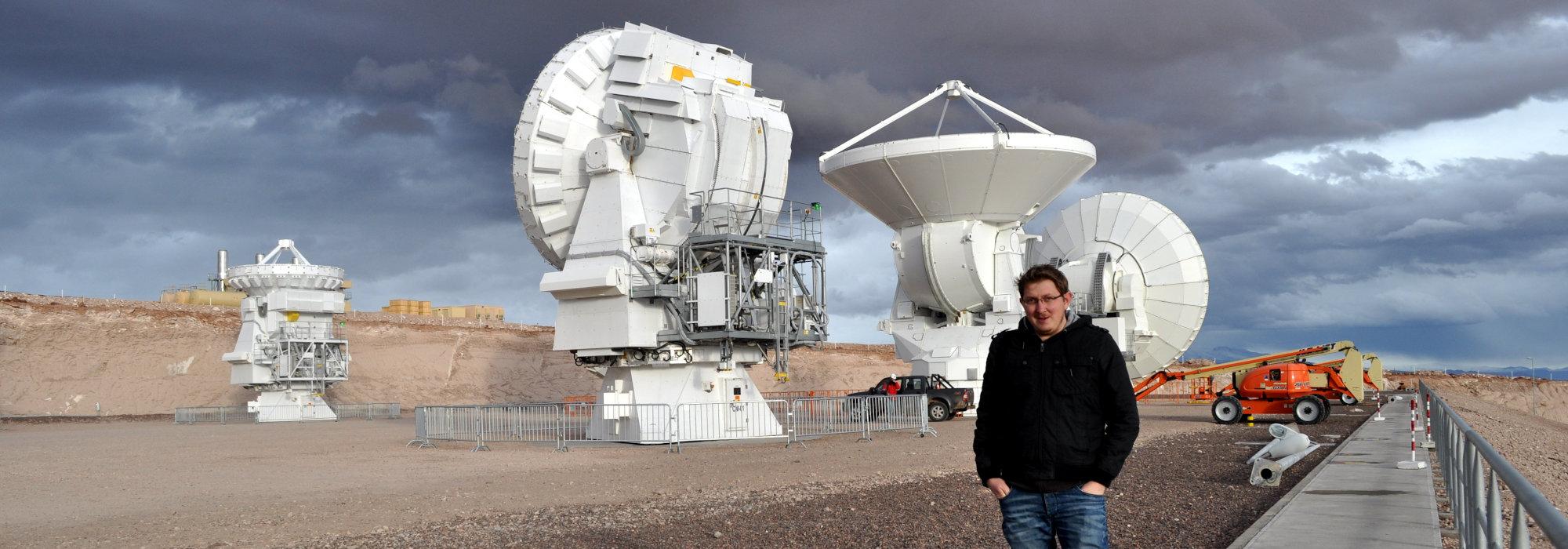 Radyo Astronomumuz Umut Yıldız ile söyleşi