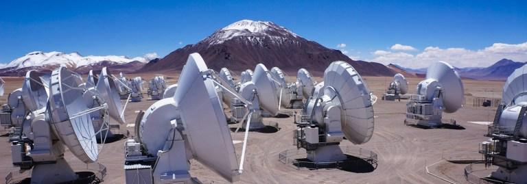 ALMA: Yakın Geleceğin en büyük teleskobu