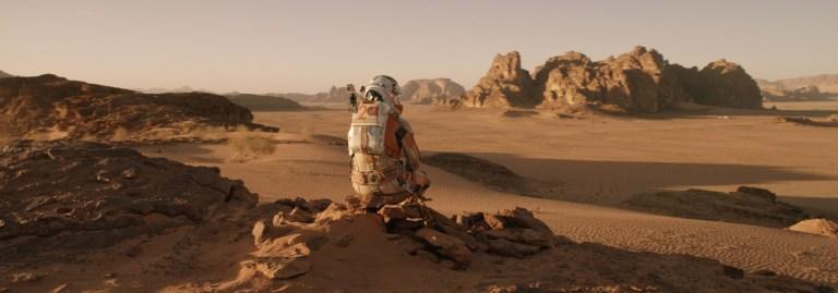 Marslı filmi neden NASA'yi çok heyecanlandırıyor?