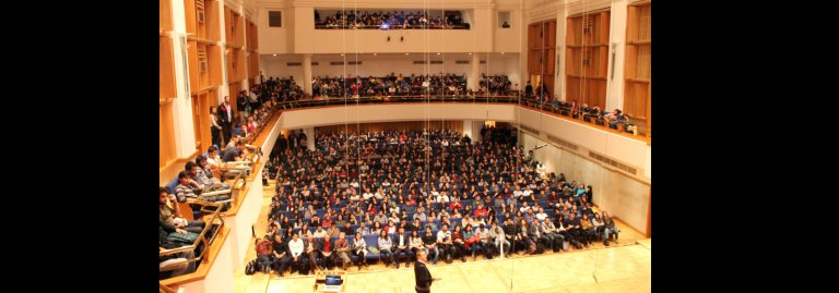 Bilkent Universitesi 2015 Konferansı