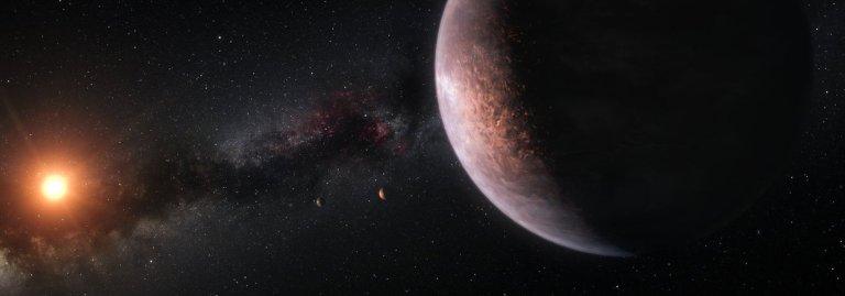 ATV Son Durak | NASA 7 Yeni Gezegen Keşfetti