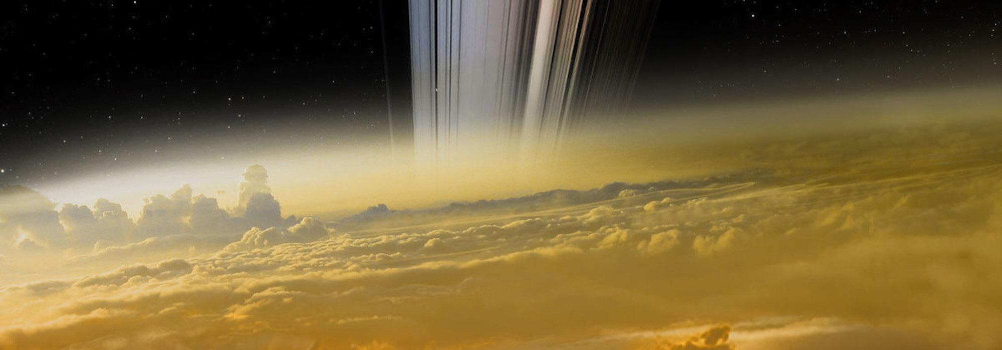 Medyascope: NASA'dan Astrofizikçi Dr. Umut Yıldız, Cassini'nin vedasını anlattı