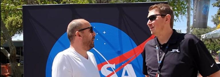 İlkay Zaman ile NASA'da bir gün
