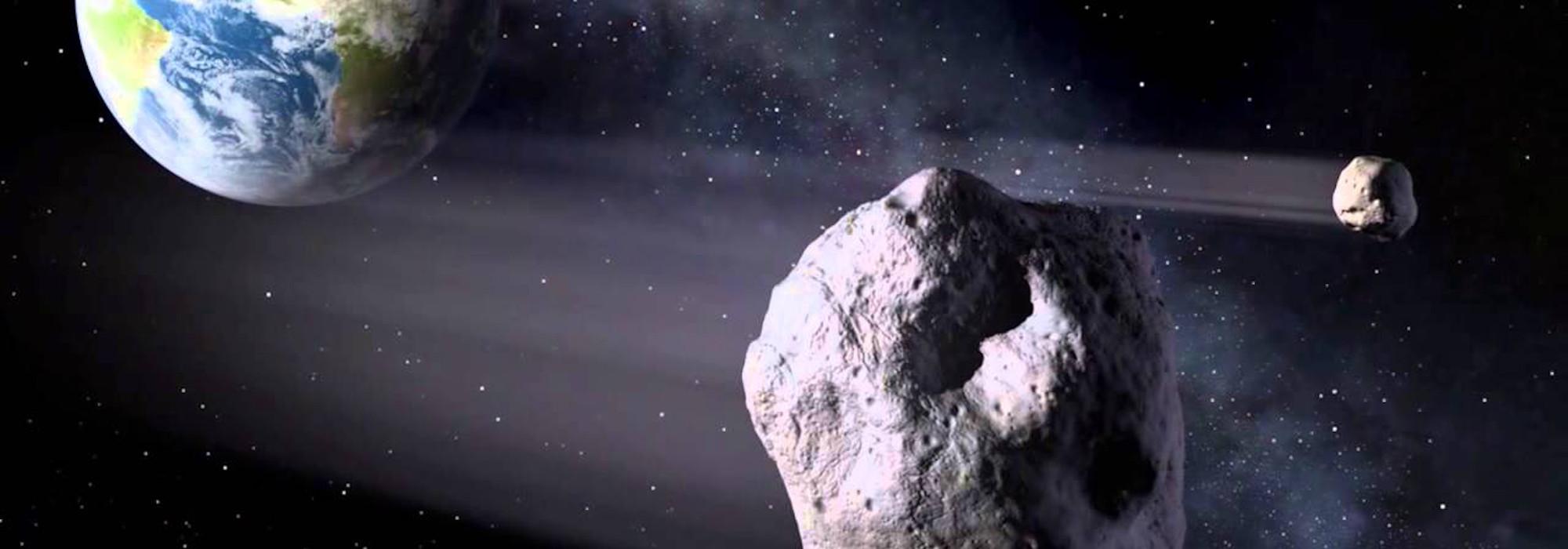 Tek Çare Uzay | Asteroit komplo teorileri, asteroitler gerçekten ne kadar tehlikeli?