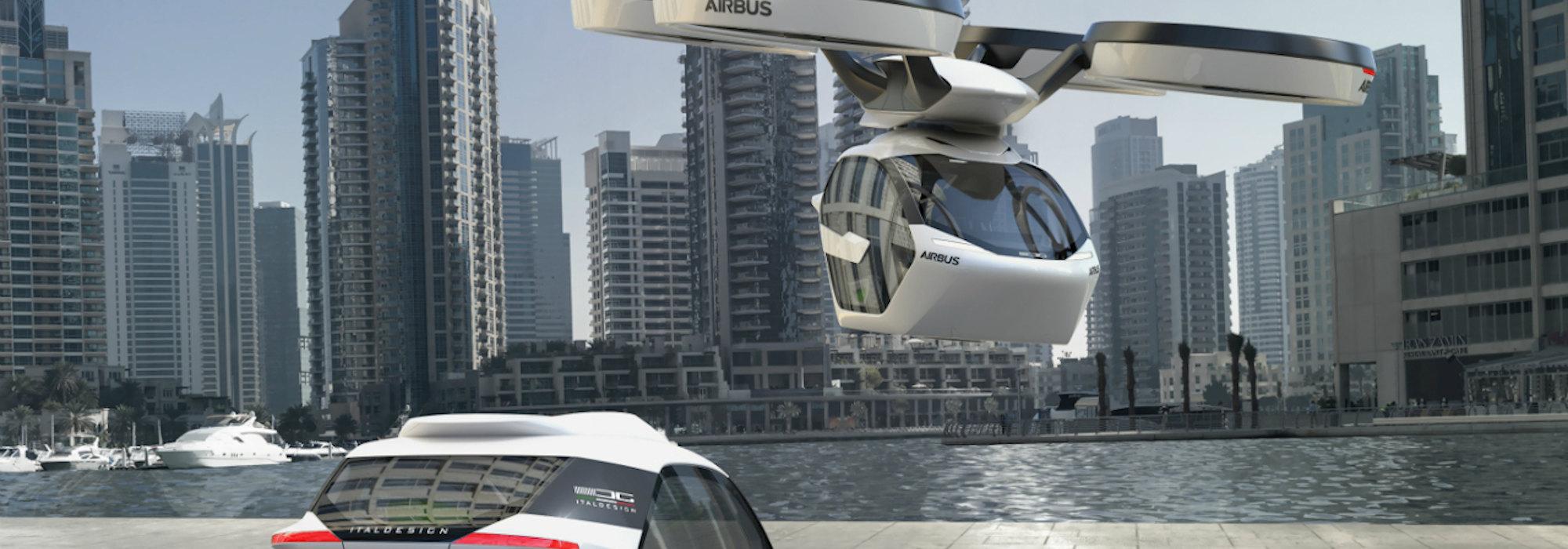 Tek Çare Uzay | Sürücüsüz arabalar ve uçan taksiler (Konuk: Dr Oktay Arslan)