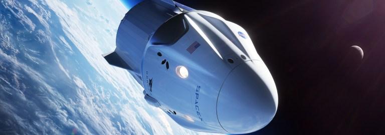 Popular Science Turkiye | SpaceX Dragon Demo-2 misyonu