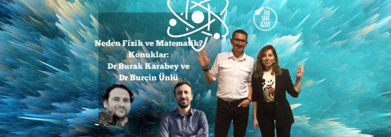 Üniversite Tercihler 2020 Konuklar: Dr Burak Karabey ve Dr Burçin Ünlü