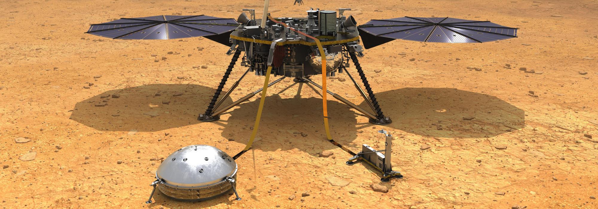 Mars InSight ile beklenen depremler