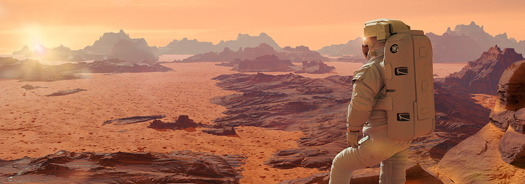 İnsanlığın Mars Macerası
