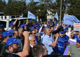 Flormar'da sendika ve işçi düşmanlığı: 85 işçi direnişte, 1 işçi felç geçirdi