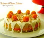 Havuçlu Patates Pastası
