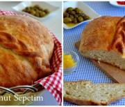 Evde Ekmek Yapmak Hiç Bu Kadar Kolay Olmamıştı :))