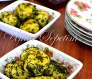 Yeşil Mantolu Tava Patates ;)