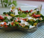 Pazı  Salatası  Tarifi
