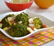 Brokoli  Kavurması