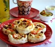 Gül Pizza Tarifi