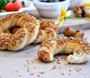 Gevrek  Simit  Tarifi (  Ev yapımı simit tarifi)