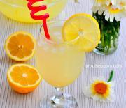 Limonata  Tarifi ( Limonata  Yapılışı)