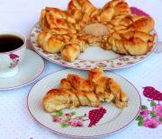 Haşhaşlı  Tahinli  Çörek