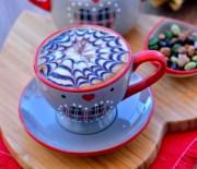 Ev Yapımı Çikolatalı  Nescafe
