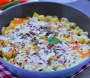 Kahvaltılık  Pratik  Yumurtalı  Patates