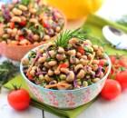 Börülce  Salatası ( Kuru  Börülce Salatası )