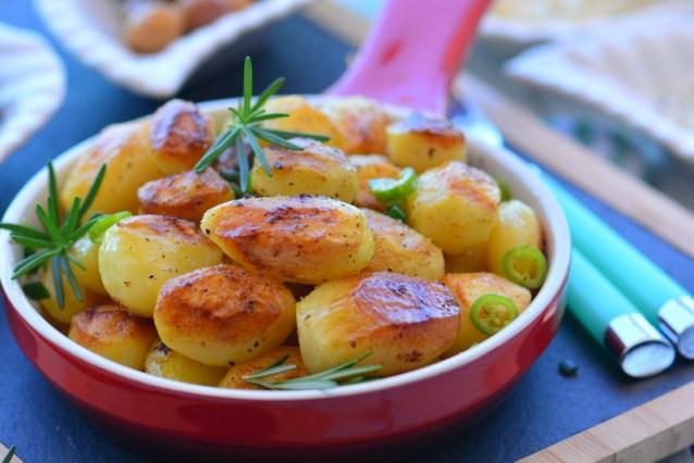 Tavada Bebe  Patates  Tarifi