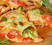 5  Dakikada  Fındık  Pizza