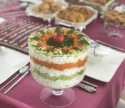 Yoğurtlu Şehriye Salatası