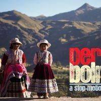 Um Tour em stop-motion 360º pelo Peru e Bolívia.