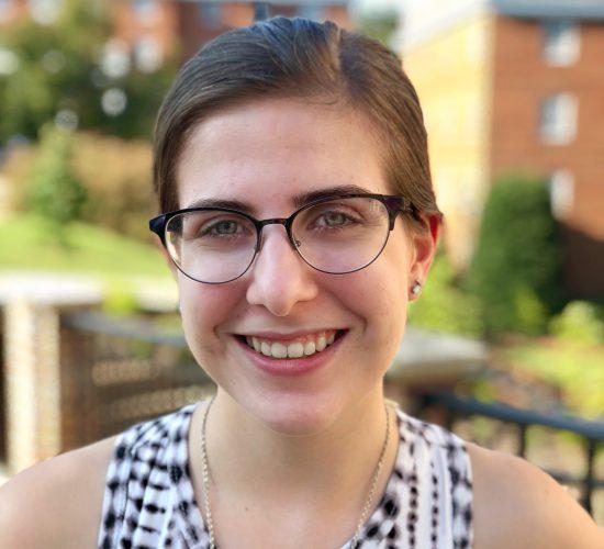 Katie Hartraft, Student Aide