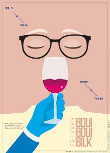 Wine and Taste, Düsseldorf, Folder,