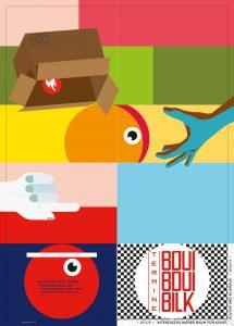 BouiBouiBilk, Folder, Bunt, grafisch,