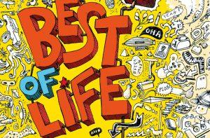 Best of Life, Keyvisual für Fastfood Improtheater,