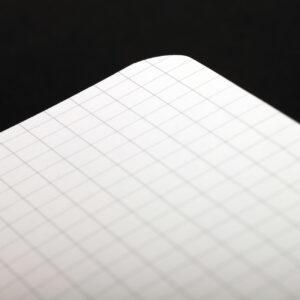 Field Notes, Vignette Edition, grau kariert, 3 Notizhefte,