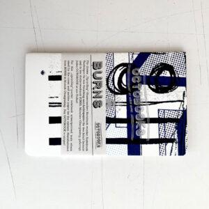 Octobooks, Einzelstück, Unikate, Notizhefte, Siebdruck-Cover,