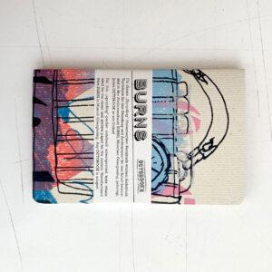 Octobooks, Einzelstück, Notizhefte, Siebdruck-Cover,