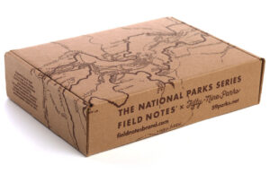 Field Notes, National Parks, Komplett-Box, 59parks