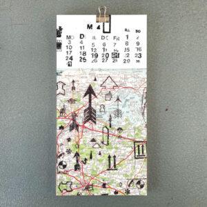 Umwerk Wandkalender 2021 Mai