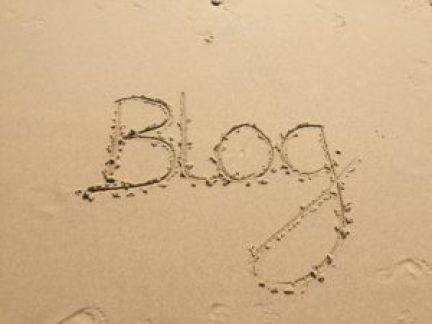 Blog sur le sable