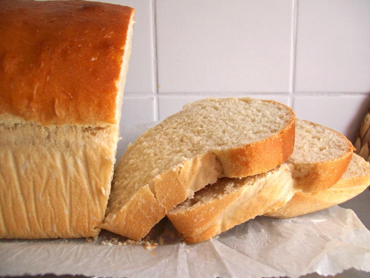 Pain de mie (blanc spécial sandwich)