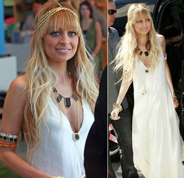 nicole-richie-house-of-harlow-1960-launch-at-kitson_hairjewelry