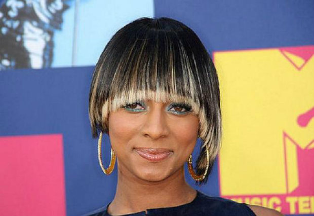 short_hair_keri_hilson_long_black_blond_bowlcut