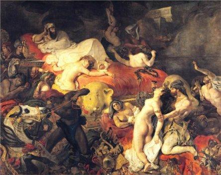 Théodore Géricault's Raft of the Medusa