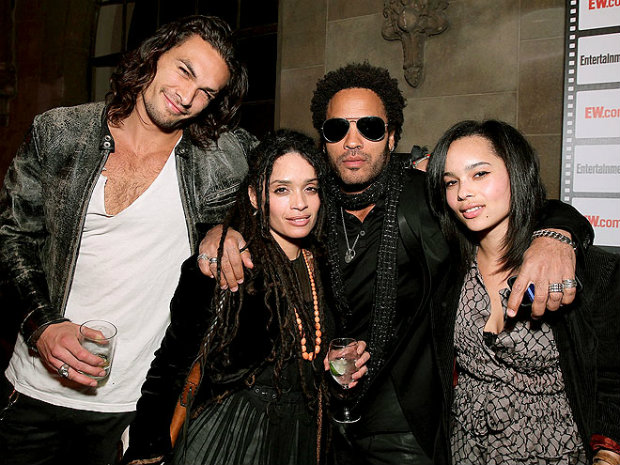 lisa-bonet_and_family