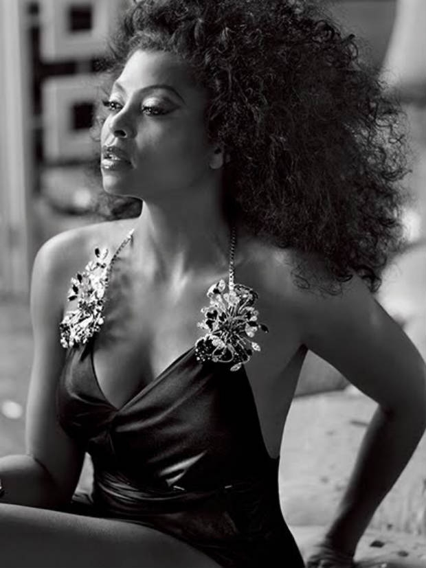 Taraji featured in Allure Magazine