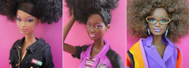 Natural dolls by Beads, Braids and Beyond