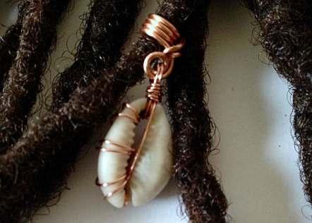 box braid jewelry